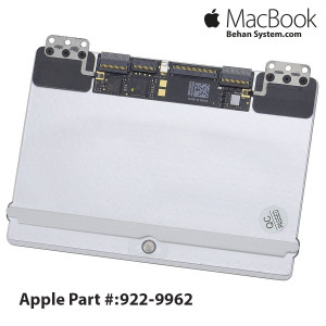 Apple MacBook Air A1369 13 inch Laptop NOTEBOOK Trackpad - touchpad MacBookAir4,2 Mid 2011 922-9962