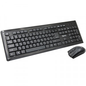 TSCO TKM 8050 Wired Keyboard and Mouse کیبورد و ماوس با سیم تسکو