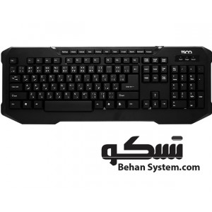 TSCO TK 8026 Wired Keyboard