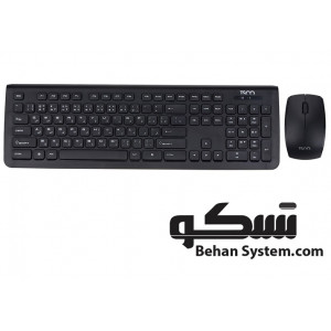 TSCO TKM 7018 Wireless Keyboard and Mouse