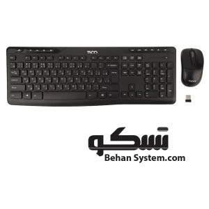 TSCO TKM 7108 Wireless Keyboard and Mouse