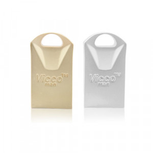 Vicco Man VC200 USB 2.0 Flash Drive 8GB