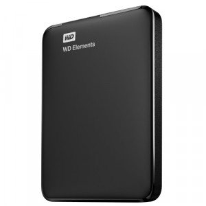 Western Digital Elements 2.5 inch HDD/SSD USB3.0 Hard Box