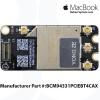 "AirPort Wireless Network Card Apple MacBook Pro 17"" A1297 BCM94331PCIEBT4CAX"
