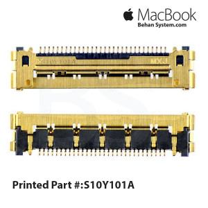 Apple MacBook Air A1465 11 inch Laptop NOTEBOOK 30pin LVDS Connector FLAT LCD
