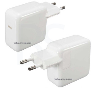 Apple Power Adapter A718 61W USB-C TYPE C for MacBook Pro 15.2 retina TOUCH BAR MID 2018 A1989 EMC 3214