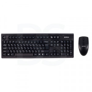 A4TECH 3100N PADLESS Wireless Keyboard and Mouse