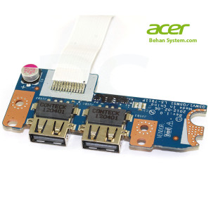 ACER ASPIRE E1-531 Laptop NOTEBOOK USB Board LS-7911P