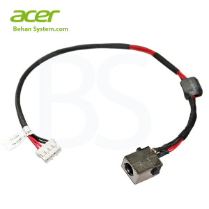 Acer Aspire V3-571 V3 571 Laptop Notebook AC DC Jack Power Plug Charge Port Connector Socket Cable