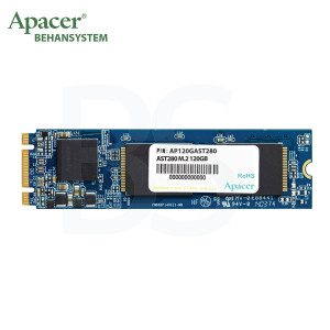 Apacer AST280 M.2 SATA III 120GB  Internal SSD hard hdd