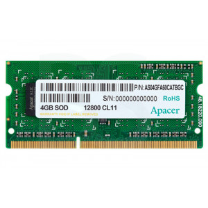Apacer DDR3-1600 4GB PC3L-12800 CL11