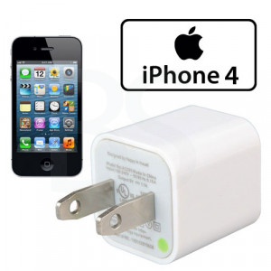 Apple Charger/Adapter For iphone 4 شارژر اصلی اپل آیفون 4