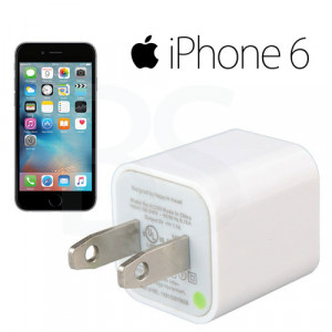 Apple Charger/Adapter For iphone 6 شارژر اصلی اپل آیفون 6