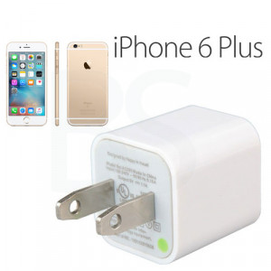 Apple Charger/Adapter For iphone 6s Plus شارژر اصلی اپل آیفون 6s پلاس