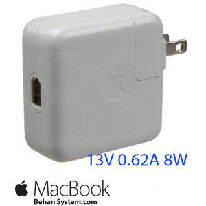 Apple 8W FireWire iPod Classic Charger Power Adapter USB 13V 0.62A A1070