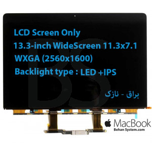 "LED Apple MacBook Pro Retina 13"" A1708 13.3 30 pin WideScreen (11.3""x7.1"") WQXGA (2560x1600) Glossy LCD"