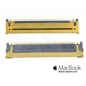 Apple MacBook A1342 13 inch Laptop NOTEBOOK 30pin LVDS Connector FLAT LCD