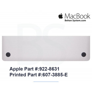 Battery Access Door Case apple Macbook Pro A1278 MacBookPro5,1 Late 2008 EMC 2254 922-8631,607-3885-E