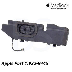 Apple MacBook Pro A1278 13 MacBookPro7,1 Mid 2010 inch Laptop NOTEBOOK Left Speaker 922-9445