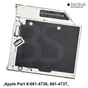 "Apple DVD-WRITER SATA Super Drive MacBook Pro 15"" A1286 661-5165, 661-5249, 661-5865"