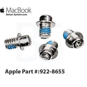 "Hard Drive Screw Set Apple MacBook Pro 17"" A1297 922-8655"