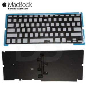 "Apple Macbook Pro A1297 17"" Laptop Notebook Backlit Backlight Keyboard"
