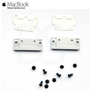 Trackpad Brackets and Screws apple Macbook Pro 17 YEAR 2009-2011 A1297
