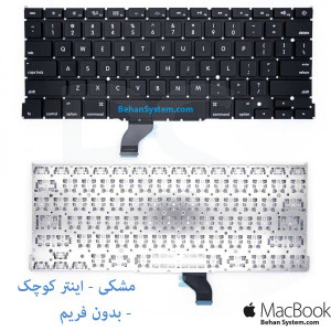 "Apple MacBook Pro Retina A1502 2013 2015 13"" Laptop Notebook Keyboard"