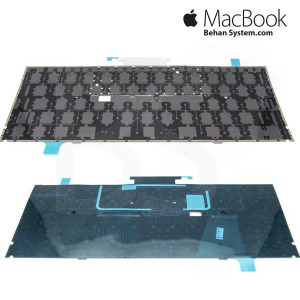 "Apple Macbook RETINA A1534 12"" Laptop Notebook Keyboard Backlight"