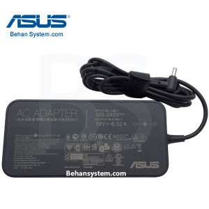 ASUS Laptop Notebook Charger Adapter 19V 6.32A 120W Normal Tip 5.5x2.5