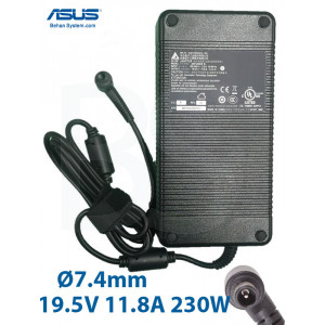 ASUS Laptop Notebook Charger Adapter 19.5V 11.8A 230W Normal Adp-230eb