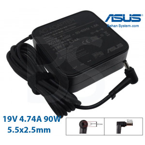 ASUS Laptop Notebook Charger Adapter 19V 4.74A 90W Normal Tip 5.5x2.5