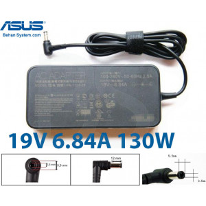 ASUS Laptop Notebook Charger Adapter 19V 6.84A 130W Normal 5.5x2.5