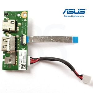 Asus X501 IO USB Board DC Power Jack DC Power Jack USB Board N30101001