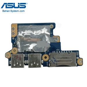 ASUS Zenbook UX303 LAPTOP NOTEBOOK USB RAMREADER IO Board CONNECTOR