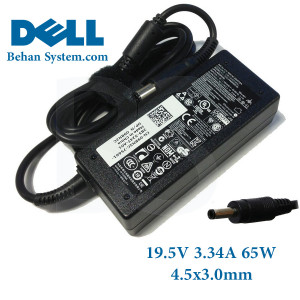 DELL Laptop Notebook Charger Adapter 19.5V 3.34A 65W 4.5x3.0