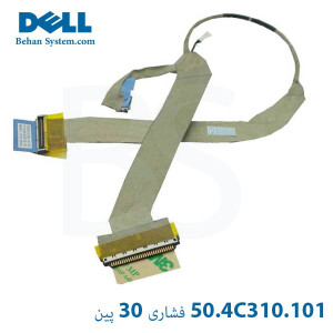 Dell XPS M1330 Laptop Notebook LCD LED Flat Cable 50.4C310.101 50.4C308.101