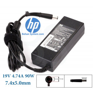 HP Laptop Notebook Charger Adapter 19V 4.74A 90W 7.4x5.0