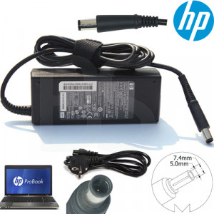 HP ProBook 4411S Laptop Charger (آداپتور) شارژر لپ تاپ اچ پی مدل پروبوک 4411S