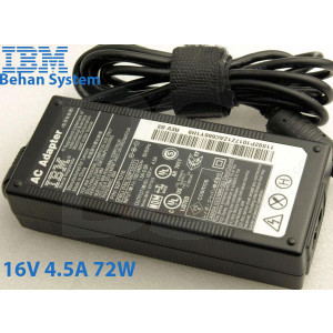IBM Laptop Notebook Charger Adapter 16V 4.5A 72W