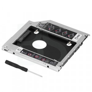 Internal 12mm Hard Drive Caddy HDD Case
