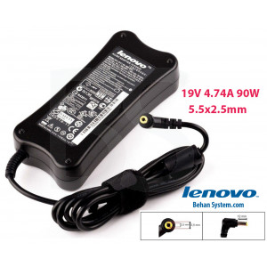 Lenovo Laptop Notebook Charger Adapter 19V 4.74A 90W 5.5x2.5