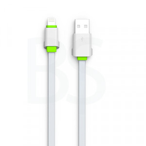 LDNIO LS01 Lightning to USB Cable 2m  کابل الدینیو لایتنینگ