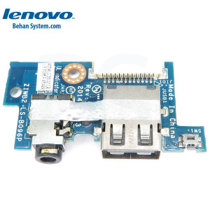 Lenovo IdeaPad B4070 B40-70 Laptop Notebook USB Audio Board Cable Nbx0001kw00 Ls-b096p 455MLC38L01
