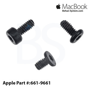 T5 Torx Fan Screws apple Macbook air 13 A1369 LAPTOP NOTEBOOK- 922-9661