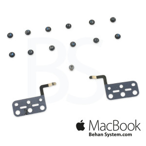 Trackpad Brackets and Screws apple Macbook air 13 A1369 - 922-9648
