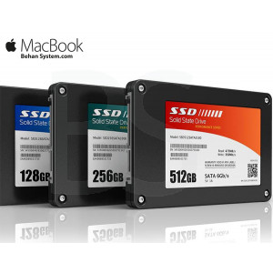 "SSD Solid State Drive HDD Apple MacBook PRO 17"" A1297"