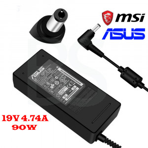 MSI Laptop Notebook Charger Adapter 19V 4.74A 90W ADP-90SB