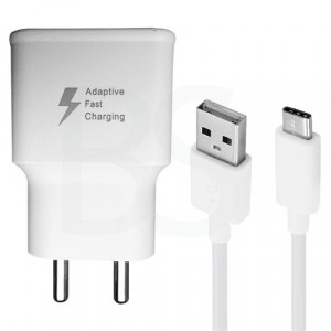 Samsung Galaxy C7 Pro Original Fast Wall Charger With USB-C Cable