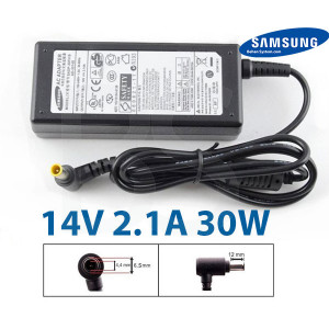 SAMSUNG Monitor LCD/LED Charger Adapter 14V 2.1A 30W